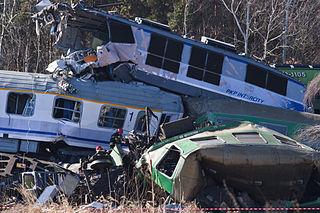 Szczekociny rail crash