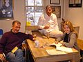 Katherine Jenkins Signing Her Publishing Deal With Sir Harry Cowell at Rive Droite Music.jpg