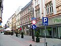Katowice - ulica Staromiejska - widok w kierunku zachodnim.jpg