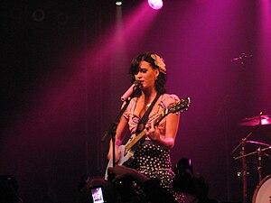 Deutsch: Katy Perry beim Live-Konzert im Postb...