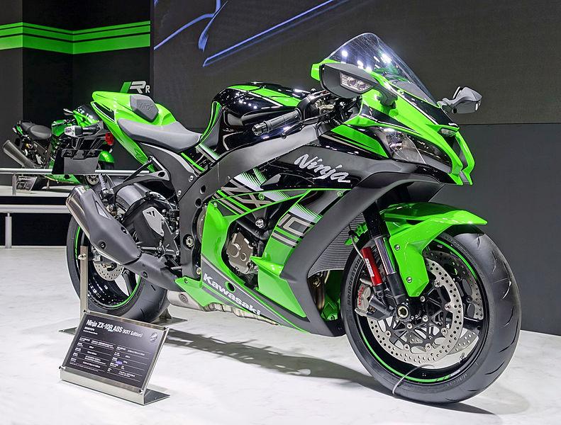 Kawasaki Zxr Krt Weight