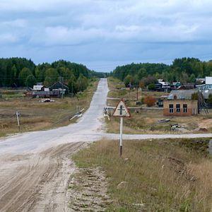 Koygorodsky District - Kazhym, in Koygorodsky District