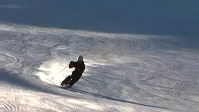 Skiën — wiktionnaire