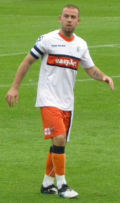 List Of Luton Town F C Players Wikipedia