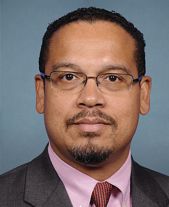Minnesota's congressional districts - Image: Keithellison