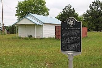 Kelsey, Texas - Image: Kelsey 1