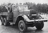 M1 重レッカー車 とは - goo ...