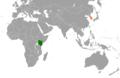 Kenya South Korea Locator.png