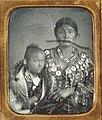 Keokuk's wife and grandson.jpg