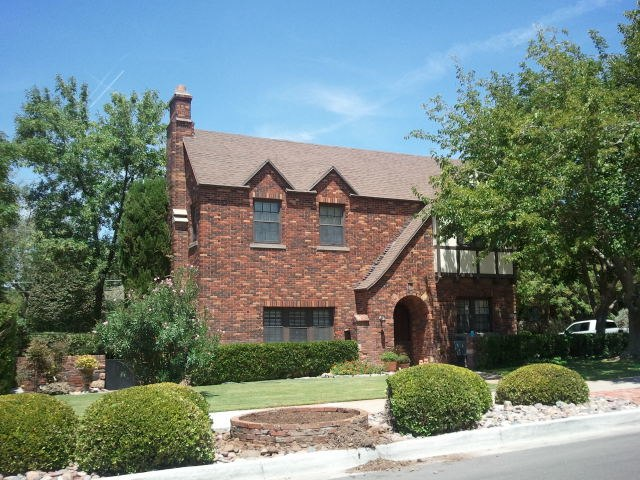 Kern place historic home