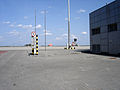 Kharkiv International Airport. Airport Apron 2.JPG