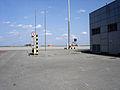 Kharkiv International Airport. Airport Apron 2.JPG