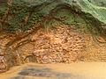 Khondalite rocks at Bheemunipatnam Beach 03.jpg