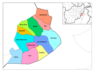 Bak District