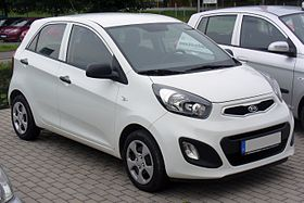 image illustrative de l'article Kia Picanto