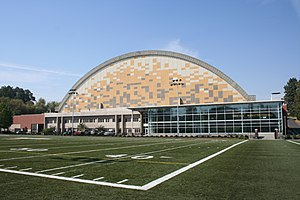 University of Idaho - Kibbie Dome in 2006