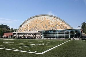 University of Idaho - Kibbie Dome in 2006