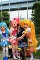 Kigurumi of HeartCatch PreCure!(4891208762).jpg