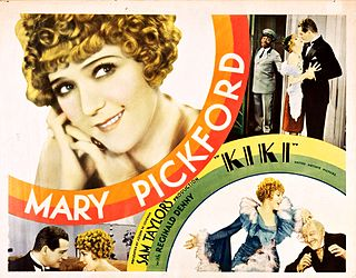 <i>Kiki</i> (1931 film) 1931 film