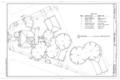 Kilgore House, 411 Geneva Street, Opelika, Lee County, AL HABS ALA,41-OPEL,1- (sheet 2 of 9).png