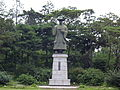 Kim Taegon Statue in Jeoldu-san.jpg
