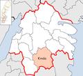 Kinda Municipality in Östergötland County.png