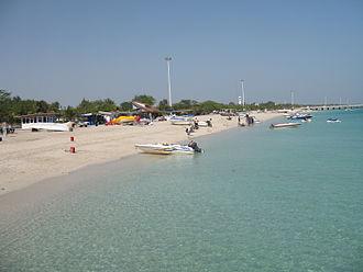 Kish, Iran - Image: Kish island 1