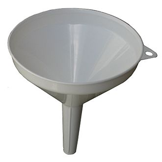 Funnel - A typical kitchen funnel