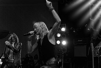 Kix (band) - Whiteman in 2010
