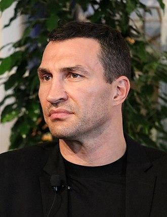 Wladimir Klitschko - Klitschko in 2018