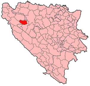 Kljuc Municipality Location.png