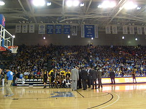 National Commissioners Invitational Tournament - Image: Knapp Center 2010 3