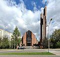 Kościół NMP Matki Miłosierdzia na Stegnach w Warszawie.jpg