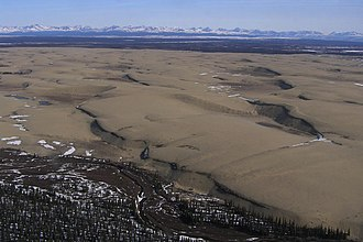 Kobuk Valley National Park - Kobuk Sand Dunes