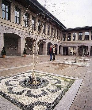 Koç University - Image: Koc Univ 2