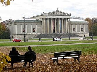 Königsplatz, Munich - State Museum of Classical Art