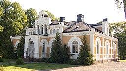 Det gamle tinghus i Kolbäck