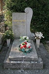 Koloman Banšell tomb.JPG