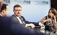 Konstantin Kosachev und Roula Khalaf MSC 2017.jpg