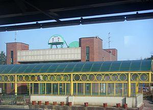 Nam District, Gwangju - Image: Korail Gyeongjeon Hyocheon Station