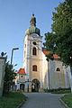 Kostel Nanebevzetí Panny Marie ve Vranově nad Dyjí 01.JPG