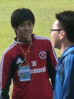 Kouta Jige Chinese footballer