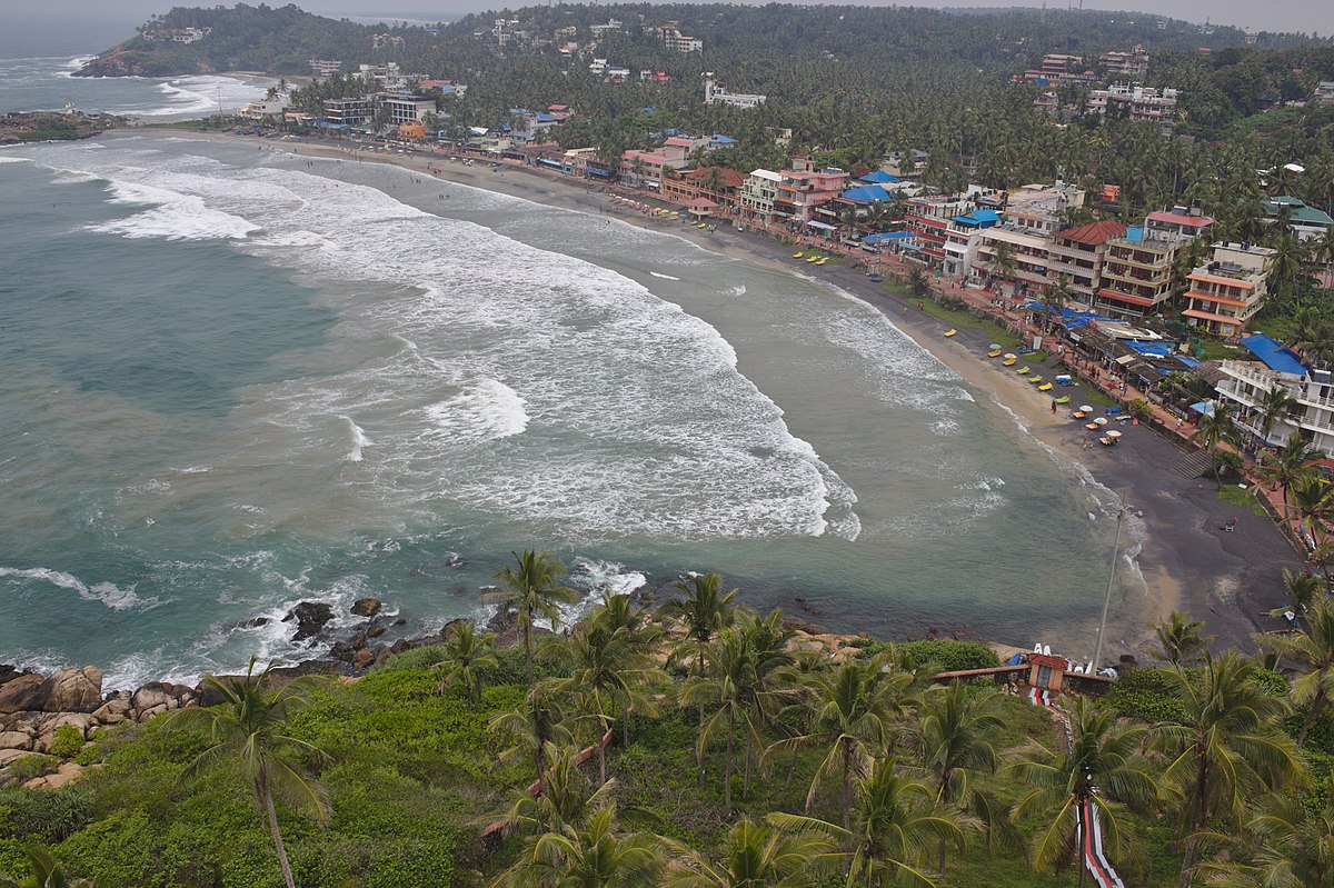 Image result for kovalam BEACH