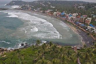Kovalam - Kovalam beach, Trivandrum