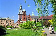 Cattedrale del Wawel a Cracovia