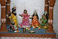 Krishna Radha and Other Deities - Hanseswari Mandir - Bansberia Royal Estate - Hooghly - 2013-05-19 7654.JPG