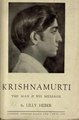 Krishnamurti the man and his message.pdf