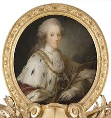 Kristian VII, 1749-1808, konung av Danmark
