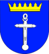 Coat of arms of Kronsgaard