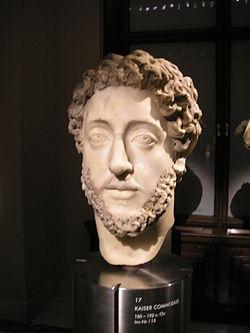 Болезнь у римского императора Коммода